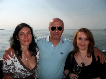 CDC at the sea