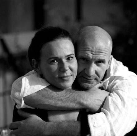 Vesna and Aleš Kristančič (Photo by: Vladimir Miloradovic)