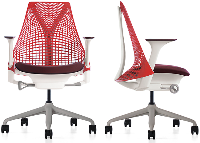 Yves Behar For Herman Miller A Great Working Chair For An