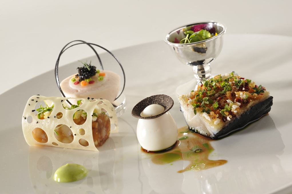 1000 images about gourmet foods nice presentations on for Art de cuisine plates