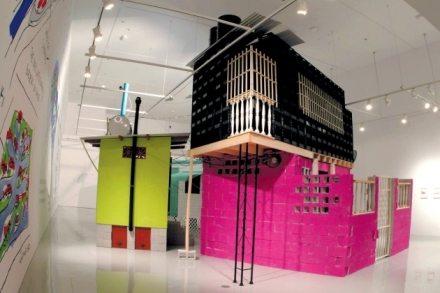 'Hybrid House' by Marjetica Potrč (Michael Price / Courtesy of Marjetica Potrc and Meulensteen Gallery, New York )