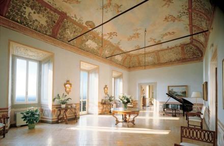 Photo: Archive Villa Grazioli