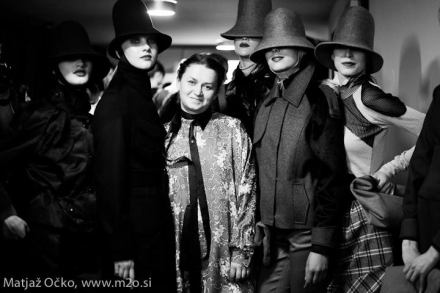 Sanja Grcić and her fashion