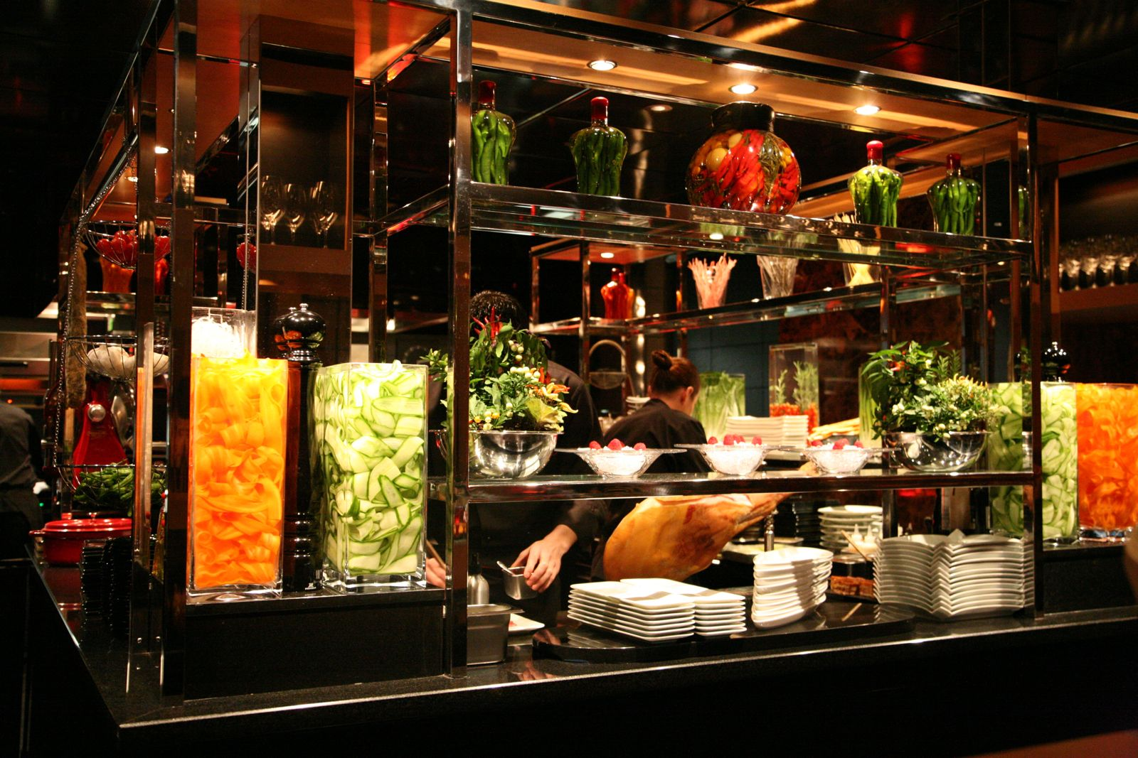 exquisite restaurants to before you die las vegas 18 l atelier de joeumll robuchon