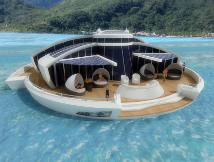 solar-floating-resort