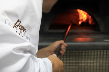 Best pizzas are born here (Photo: Franco Pepe archive)