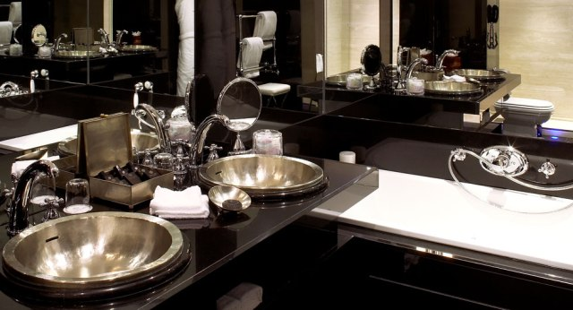 One of Baglioni bathrooms  (Photo: Archive Baglioni)