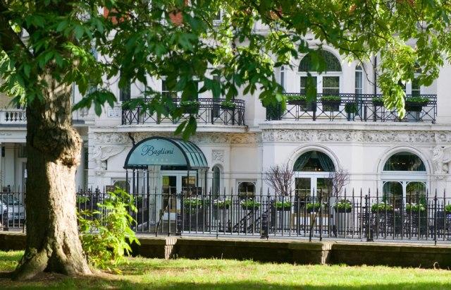 Hotel Baglioni (Photo: Archive Baglioni)