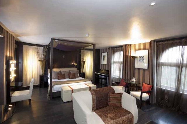 Baglioni suite  (Photo: Archive Baglioni)
