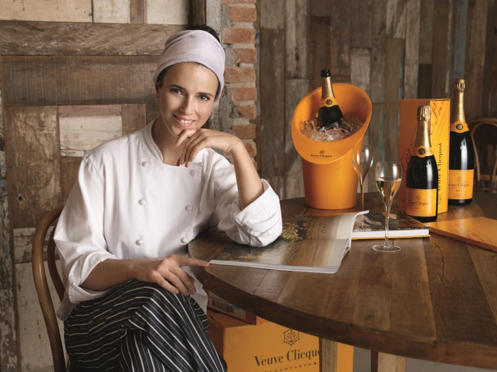 Helena Rizzo The Veuve Clicquot World S Best Female Chef