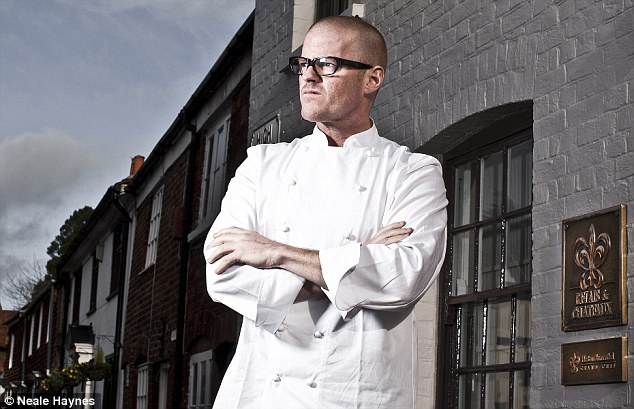 Heston Blumenthal (Photo: Neale Haynes)