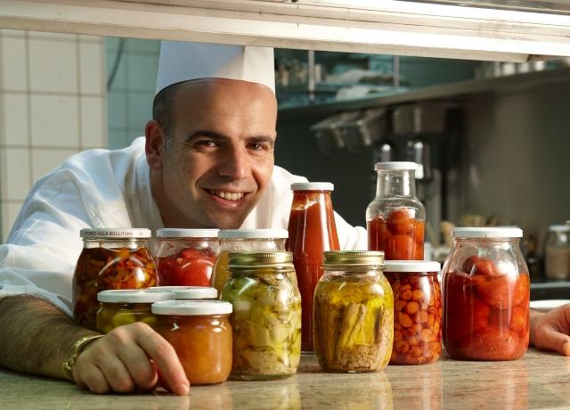 Alfonso Caputo, chef