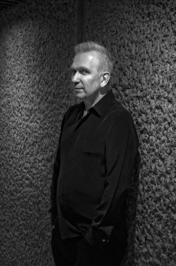 Jean Paul Gaultier (Photo: Laura Lajh Prijatelj)