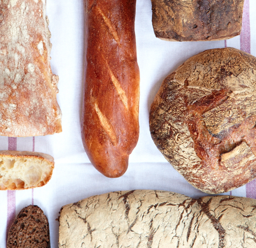 Mikael Jonsson's bread