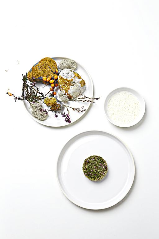 On the 51st place is Geranium. Photo: World's 50 best restaurants